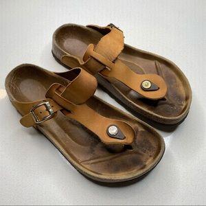 Birkenstock Betula Gizeh Sandals